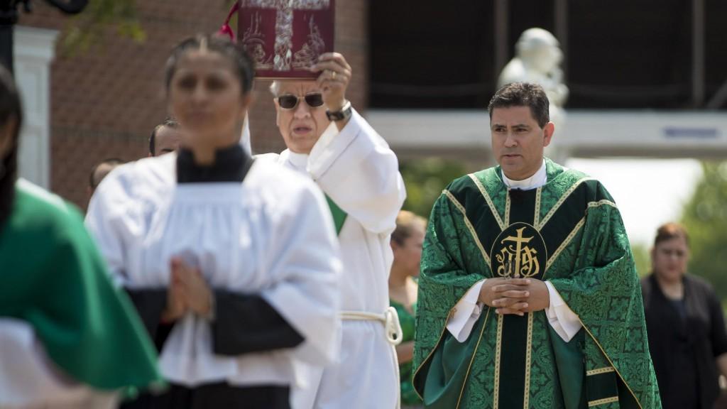 Very Rev. Esequiel Sanchez