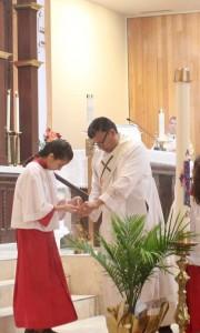 Rev. Sr. Miguel Vargas