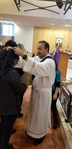 Rev. Mr. Salvador Medina