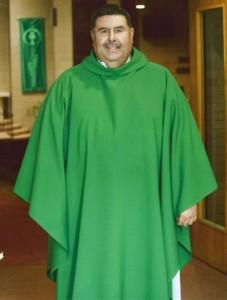 Rev. Jose Sequeira
